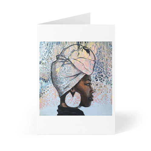 Cards (8 pcs) - Contemplation