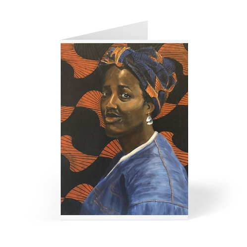 Cards (8 pcs) - Girl with the Pearl Earring
