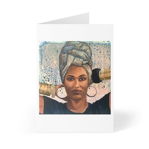 Cards (8 pcs) - Calm