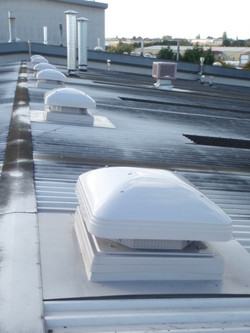 Roof Fan Units
