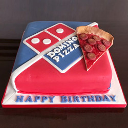 Pizza Novelty Cake