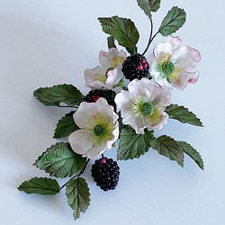 Brambles Sugar Flowers