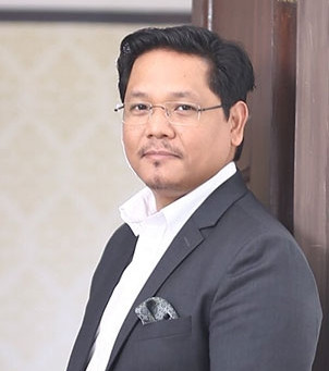 Meghalaya CM Conrad K Sangma Attends Graduation Day of Avenues, Aspire