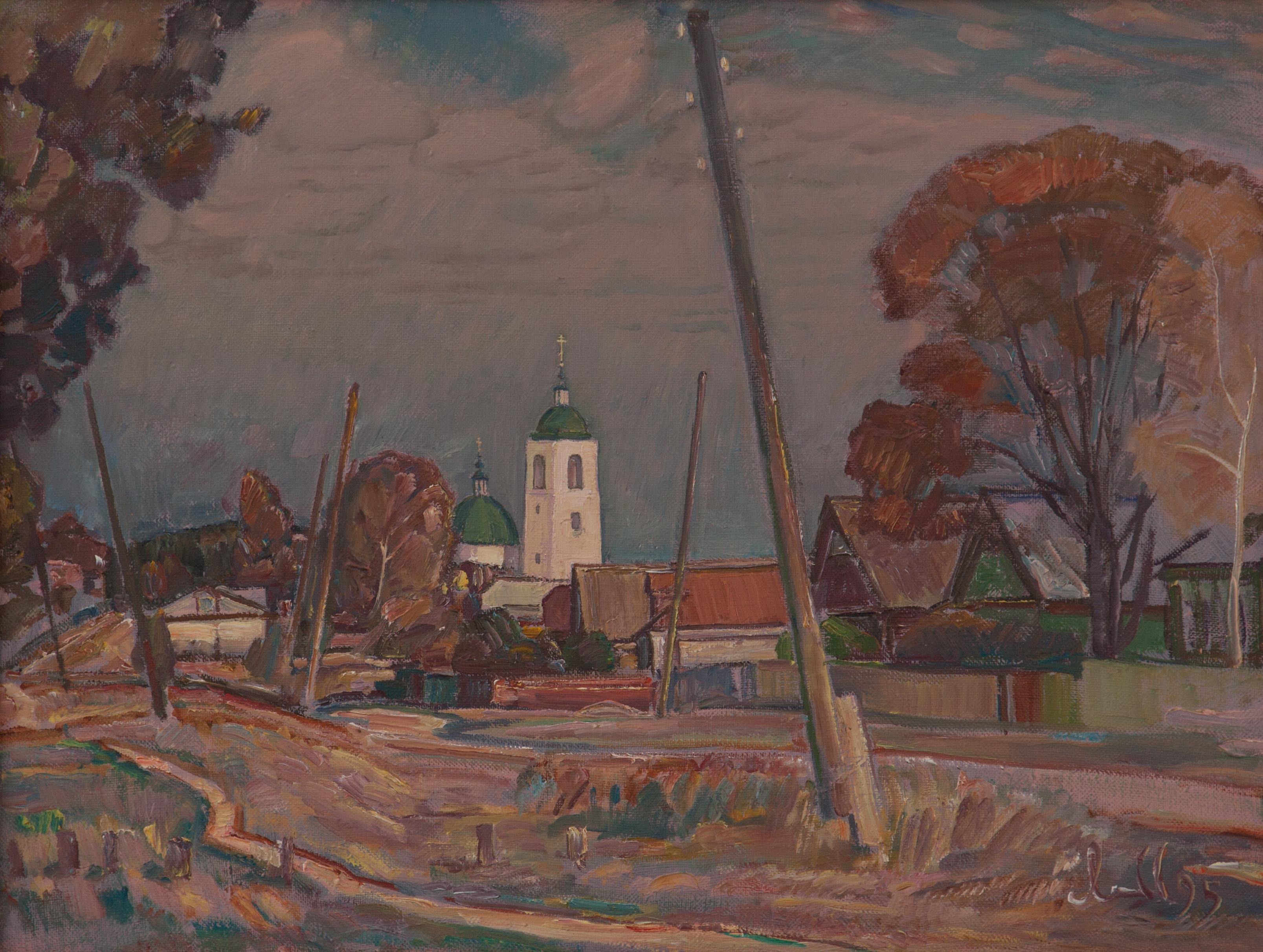 Деревня Леоново