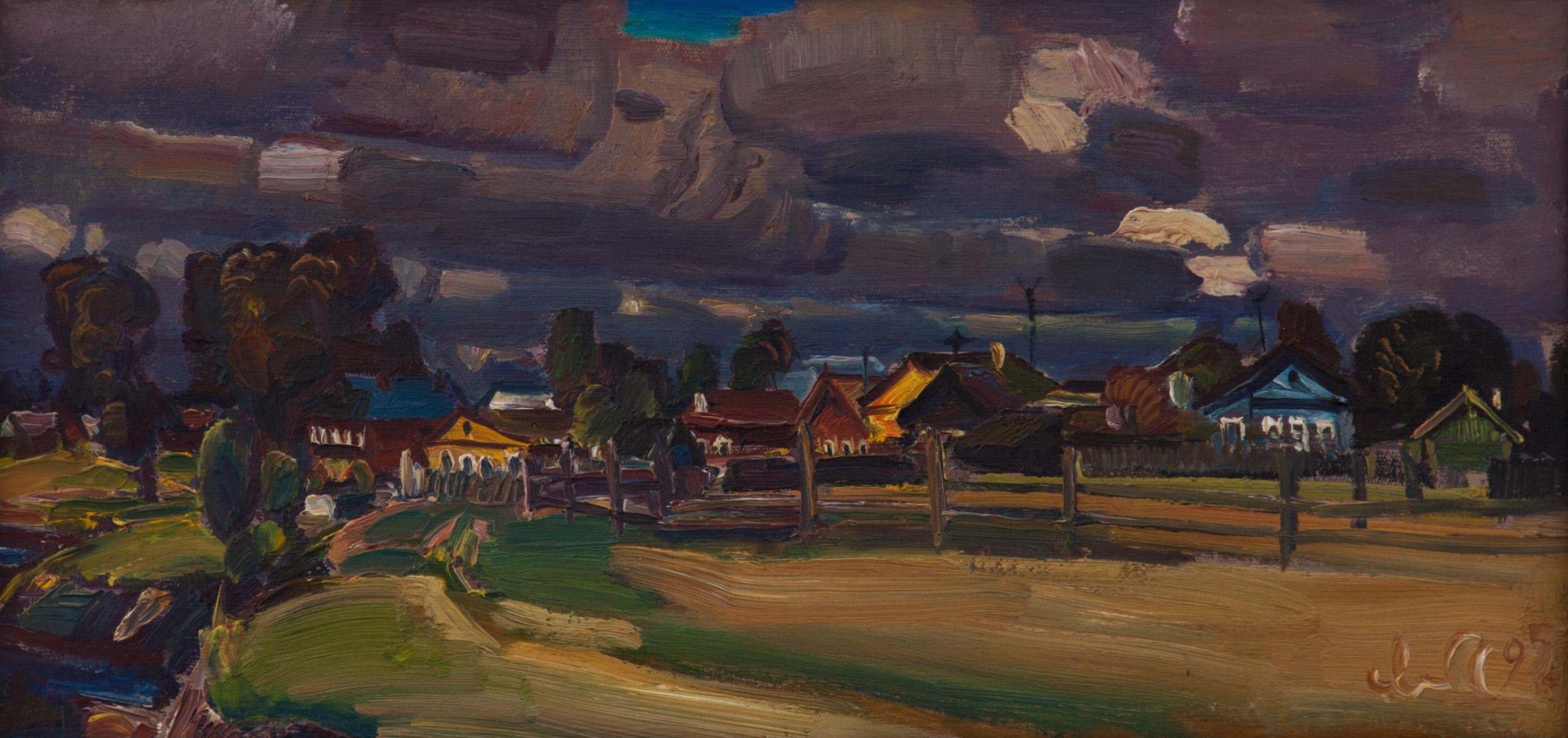 Деревня Старые Омутищи