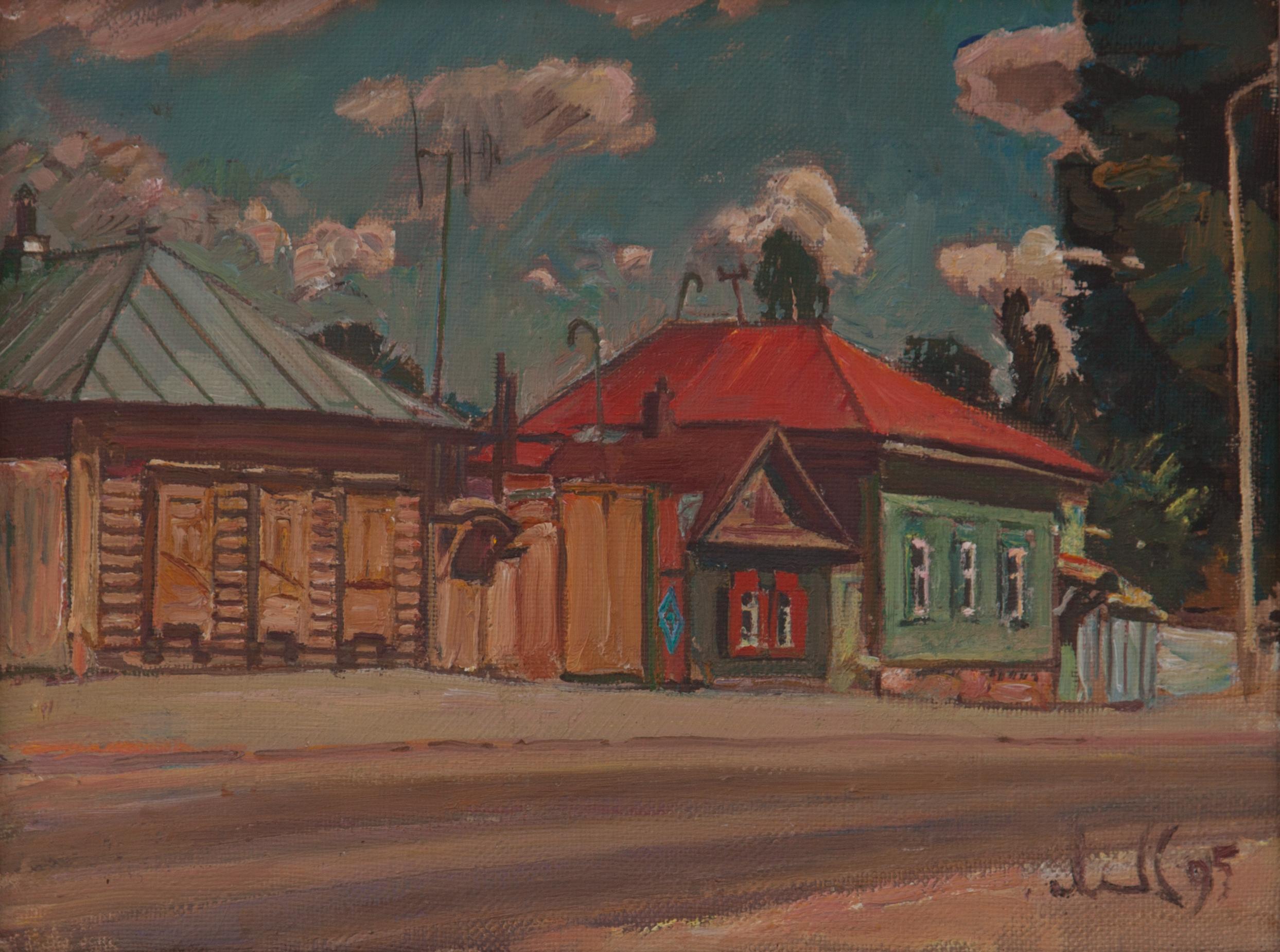 Тула. Улица Льва Толстого