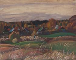 Деревня Горушка