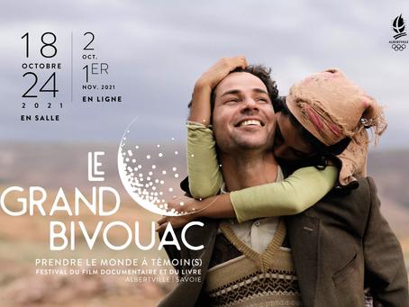LE GRAND BIVOUAC 2021