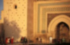 Bab el-Khémis. Meknès. Jacques Bravo