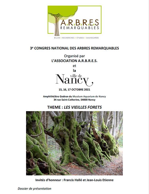 Congrès de Nancy