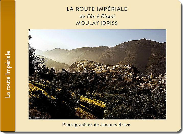Carnet de voyage de Fes à Chefchaouen, Maroc. Jacques Bravo