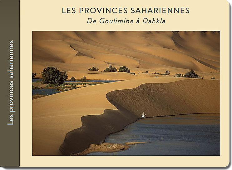 Carnet de voyage de Goulimine, Smara, Dahkla, Maroc. Jacques Bravo