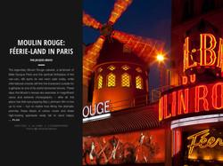 MOULIN ROUGE: FÉERIE-LAND IN PARIS
