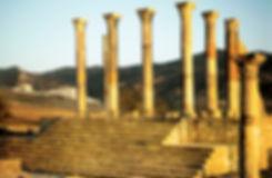 Ruines de Volubilis. Jacques Bravo