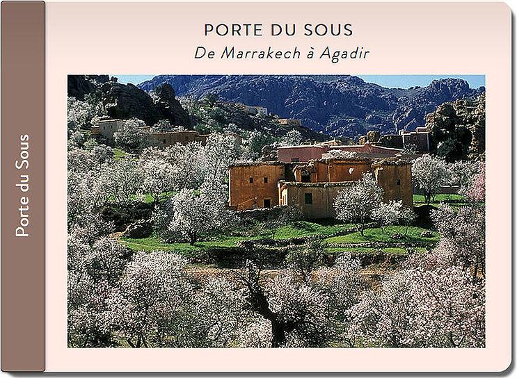 Carnet de voyage de Marrakech à Agadir, Maroc. Jacques Bravo
