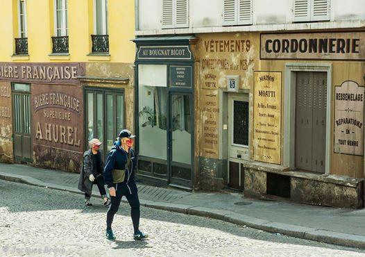 Paris au temps du corona