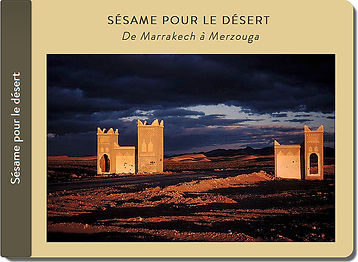 Carnet de voyage Marrakech à Merzouga, Maroc. Jacques Bravo