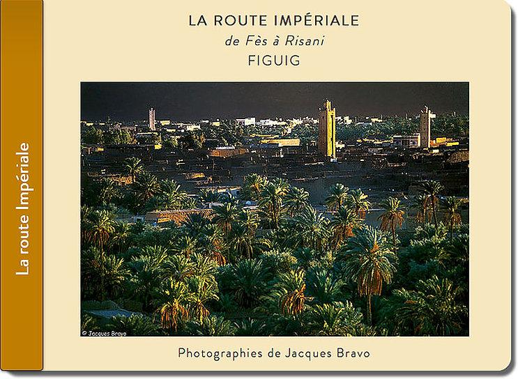 Carnet de voyage Figuig, Maroc. Jacques Bravo