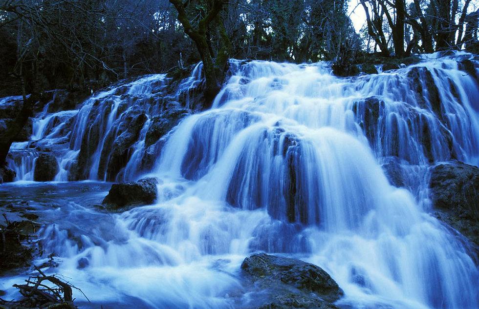 Les cascades d'Ifrane, Maroc. Jacques Bravo