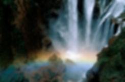 Les cascades d'Ouzoud au Maroc. Photographie de Jacques Bravo