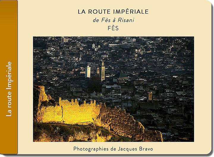 Carnet de voyage Fès, Maroc. Jacques Bravo