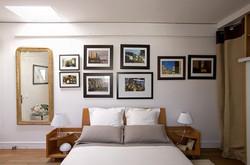 mur de photos de Paris