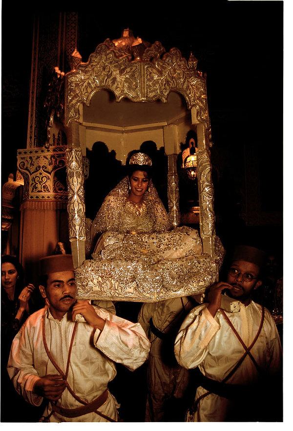 Mariage traditionnel à Marrakech, Maroc, Jacques Bravo