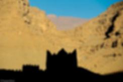 La ville sainte de Moulay Idriss. Jacques Bravo
