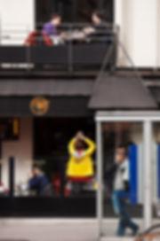 Indiana café. Boulevard Bonne Nouvelle