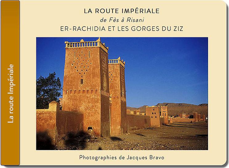Carnet de voyage Er Rachidia, Maroc. Jacques Bravo