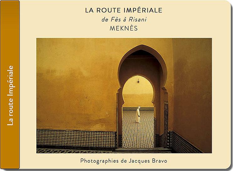 Carnet de voyage Meknès, Maroc. Jacques Bravo