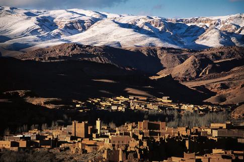 Boulmane du Dades, Maroc