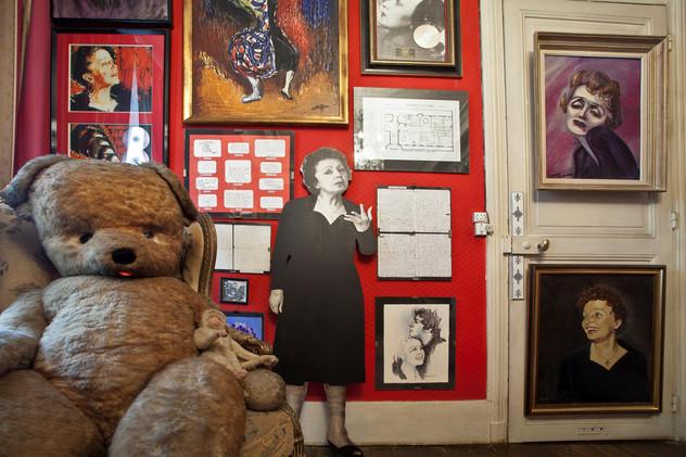 Un hommage à Edith Piaf