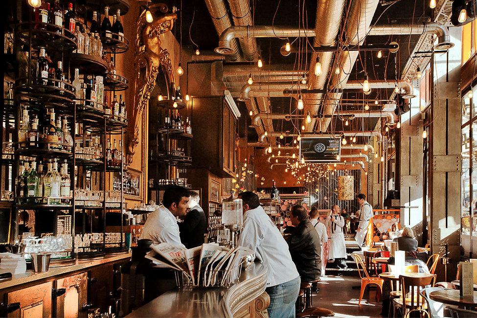 Café-restaurantLe Brebant