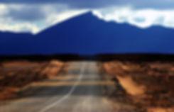 La route de Figuig, Maroc. Jacques Bravo