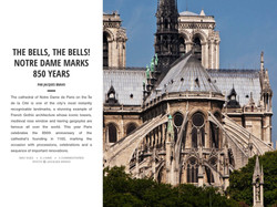 NOTRE DAME MARKS 850 YEARS