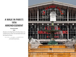A WALK IN PARIS'S 19TH ARR.