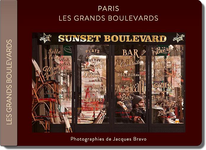 Carnet de voyage à Paris sur les Grands Boulevards