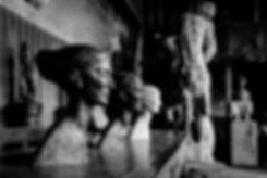 """Le """"Centaure mourant"""" au musée Bourdelle à Paris"""