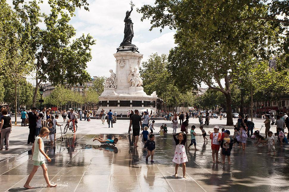 Laplace de la République à Paris