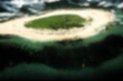 Un ilet dans la baie du François à la Martinique