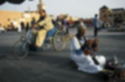 Ce vieux gnaoua a joué avec les Rolling Stones et Jimmy Hendrix quand ils venaient à Essaouira