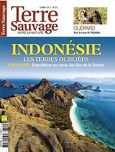 Magazine Terre Sauvage sur l'indonesie