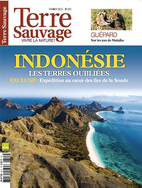 Magazine terre Sauvage N°Février 2016