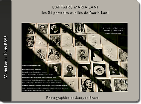 L'affaire Maria Lani et des 51 portraits oubliés