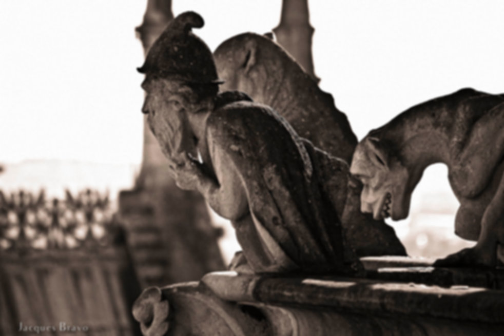 Chimères de Notre-Dame de Paris