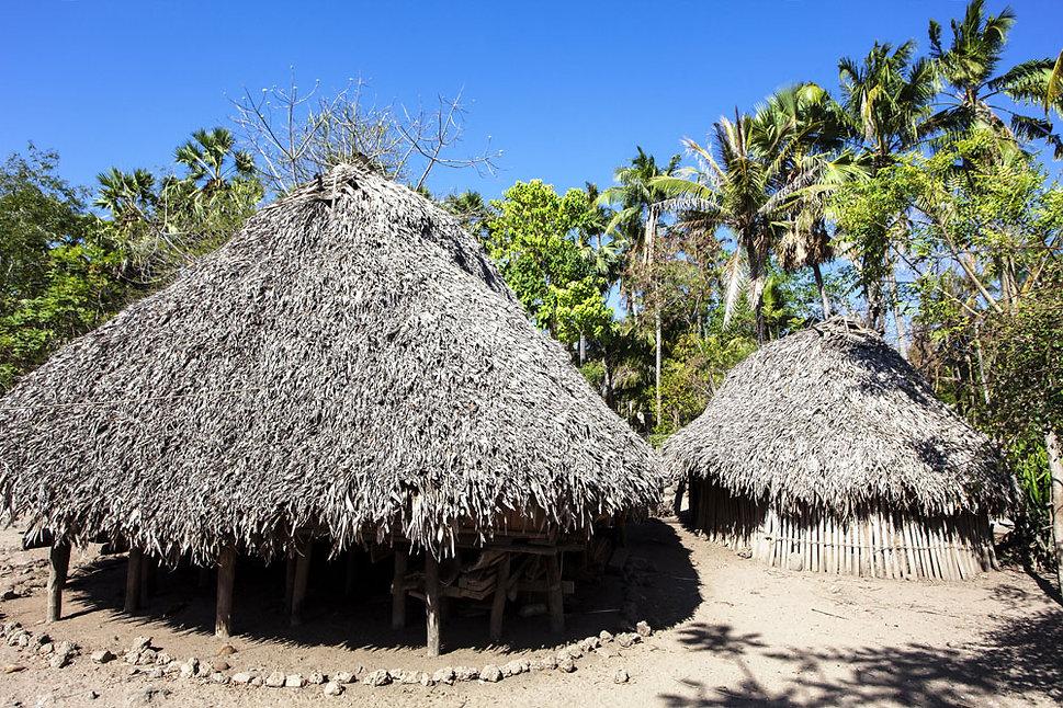 Ile de Savu, Village megalithique-Ile de Savu-Indonesie-Jacques Bravo