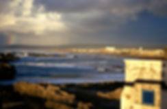 arc en ciel Essaouira, Maroc. Jacques Bravo