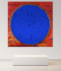 AMAZING BLUE PLANET singulart