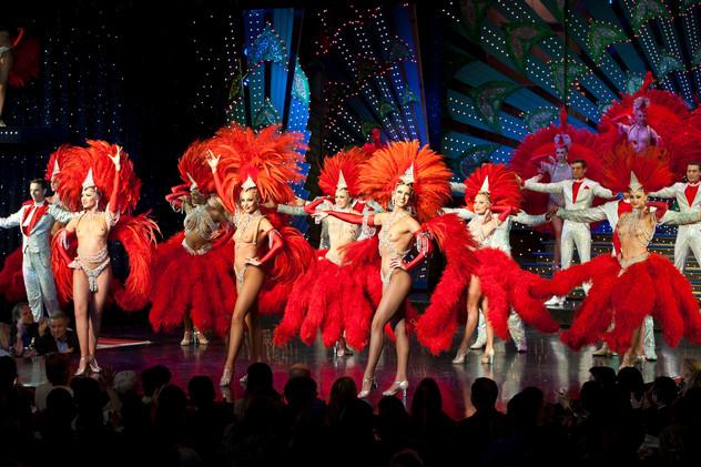 Féérie au Moulin Rouge